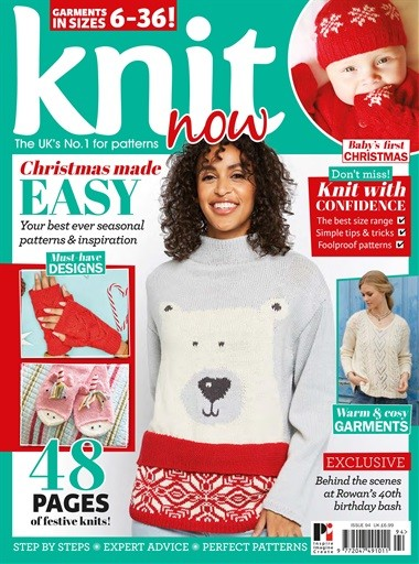 Knit Now Magazine Subscription
