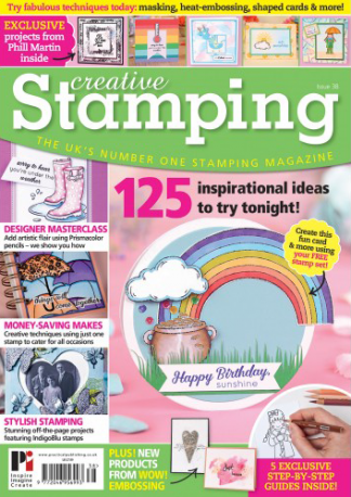 Creative Stamping Magazine Subscription