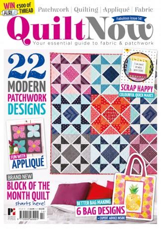 Quilt Now Magazine Subscription