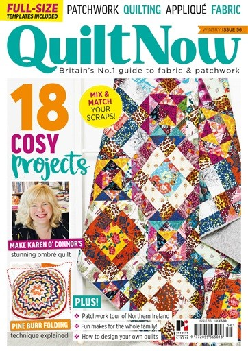 Quilt Now Magazine Subscription