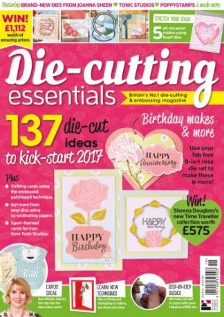 Die Cutting Essentials Magazine Subscription