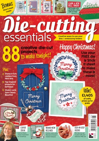 Die Cutting Essentials Magazine Subscription