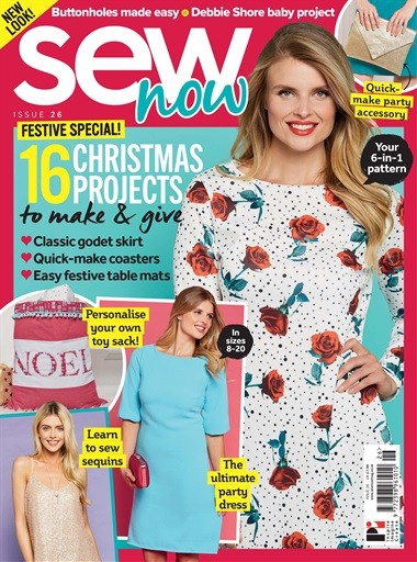 Sew Now Magazine Subscription