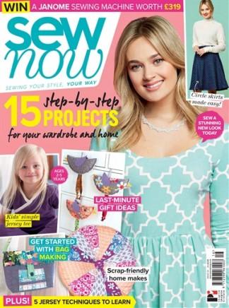 Sew Now Magazine Subscription