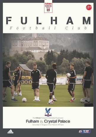 Fulham FC - Official Matchday Programme Magazine Subscription
