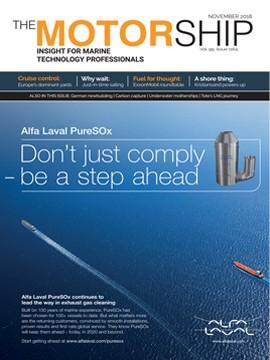 The Motorship Magazine Subscription