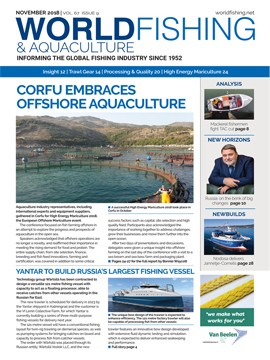 World Fishing and Aquaculture Magazine Subscription