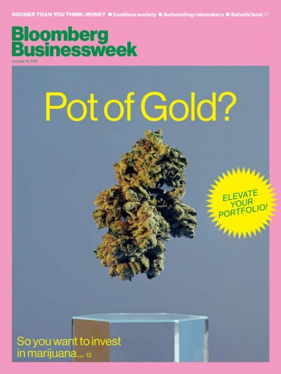 Bloomberg Businessweek Magazine Subscription