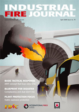 Industrial Fire Journal Magazine Subscription