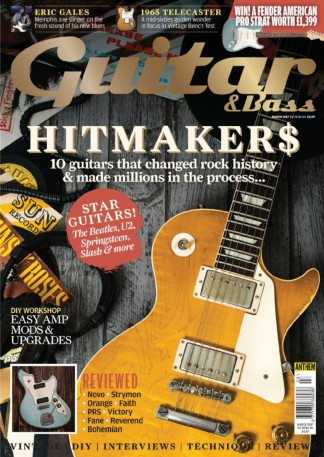Guitar & Bass Magazine Subscription