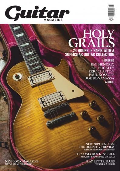 The Guitar Magazine Magazine Subscription