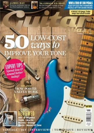 Guitar & Bass Magazine Subscription