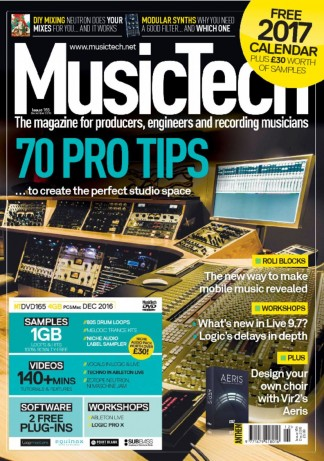 Music Tech Magazine Subscription
