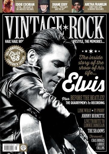 Vintage Rock Magazine Subscription