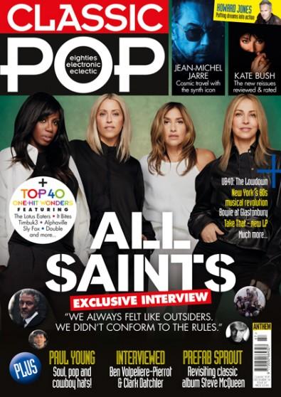 Classic Pop Magazine Subscription