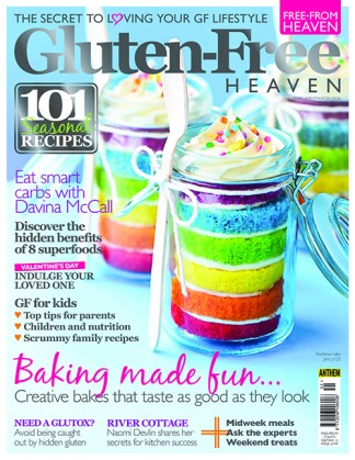 Gluten-Free Heaven Magazine Subscription