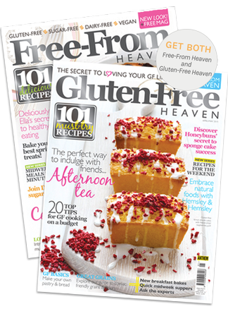 Free-From Heaven combo Magazine Subscription
