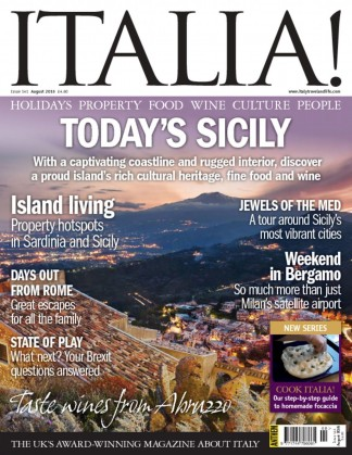 ITALIA! Magazine Subscription