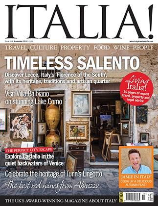 ITALIA! Magazine Subscription