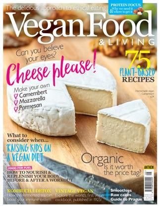 Vegan Food & Living Magazine Subscription
