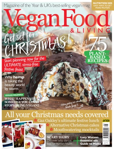 Vegan Food & Living Magazine Subscription