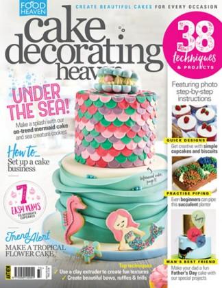 Cake Decorating Heaven Magazine Subscription | WHSmith