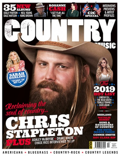 Country Music Magazine Subscription Whsmith