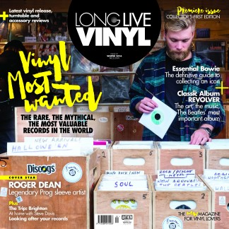 Long Live Vinyl Magazine Subscription