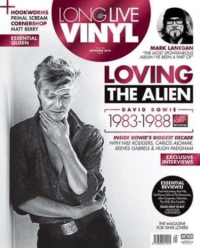 Long Live Vinyl Magazine Subscription