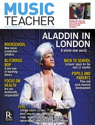 Music Teacher Magazine Subscription