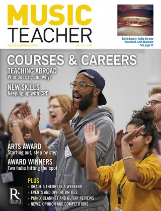 Music Teacher Magazine Subscription