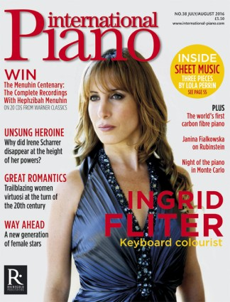 International Piano Magazine Subscription