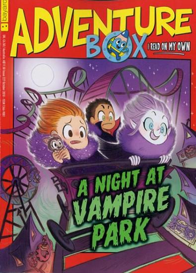 AdventureBox Magazine Subscription