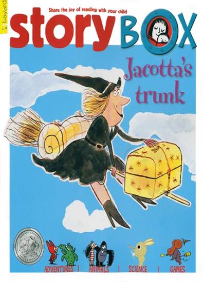 StoryBox Magazine Subscription