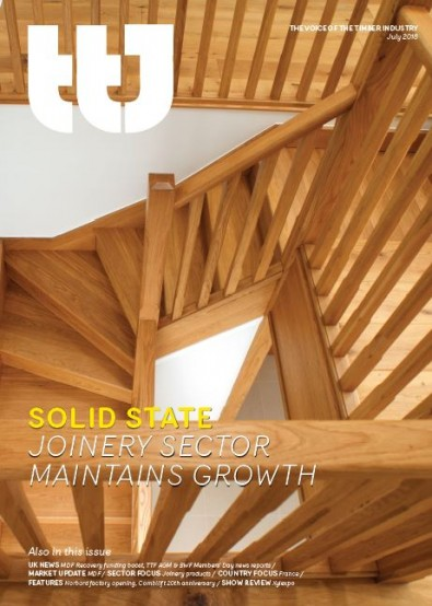 TTJ Timber Trades Journal Magazine Subscription
