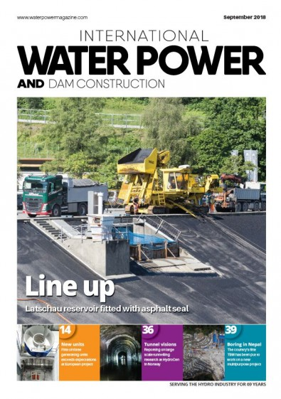 International Water Power & Dam Construction Magazine Subscription