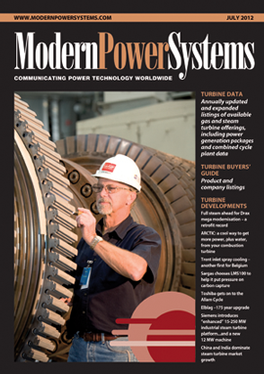 Modern Power Systems Magazine Subscription