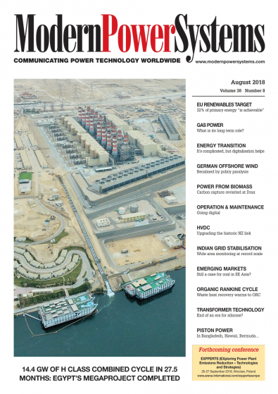 Modern Power Systems Magazine Subscription
