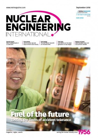 Nuclear Engineering International Magazine Subscription