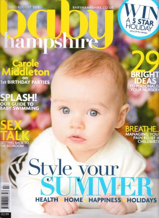 Baby Hampshire Magazine Subscription