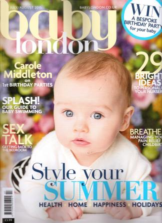 Baby London Magazine Subscription