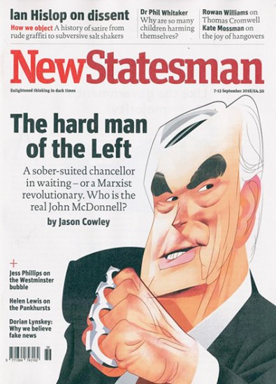 New Statesman Magazine Subscription
