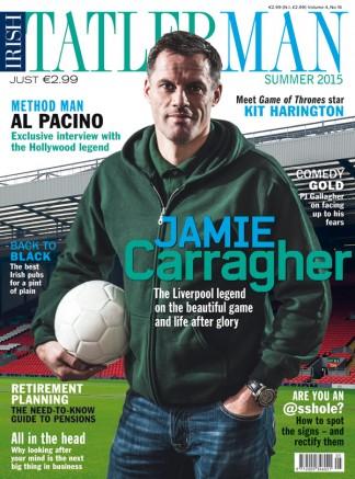 Irish Tatler Man Magazine Subscription