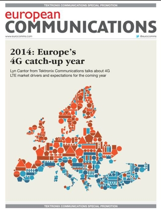 European Communications Magazine Subscription