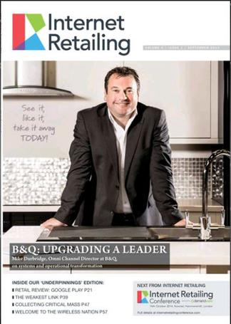 Internet Retailing Magazine Subscription