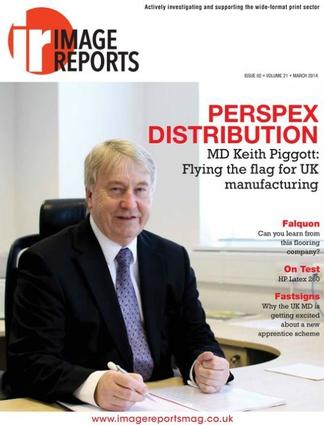 Image Reports Magazine Subscription