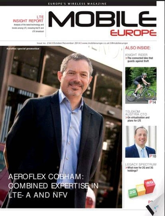 Mobile Europe Magazine Subscription