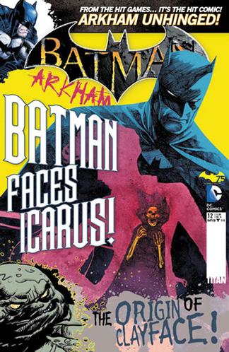 Batman Arkham Magazine Subscription