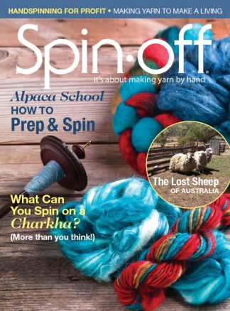 Spin-Off Magazine Subscription
