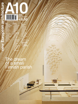 A10 - New European Architecture Magazine Subscription